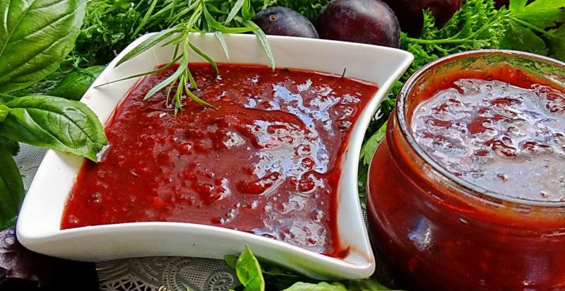 кетчуп на зиму без уксуса