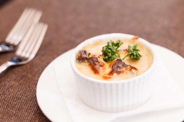 сливочно грибной соус для спагетти