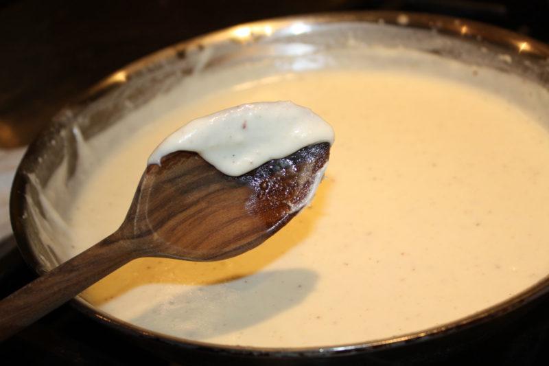 белый соус рецепт