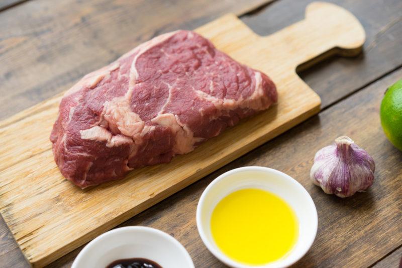 быстрый маринад для мяса