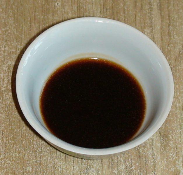 вкусный бальзамический соус