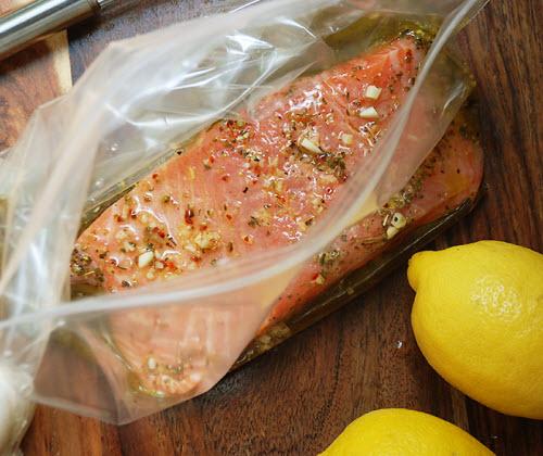 вкусный маринад для рыбы