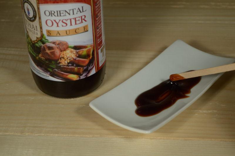 как готовить устричный соус