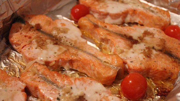 как приготовить маринад для рыбы