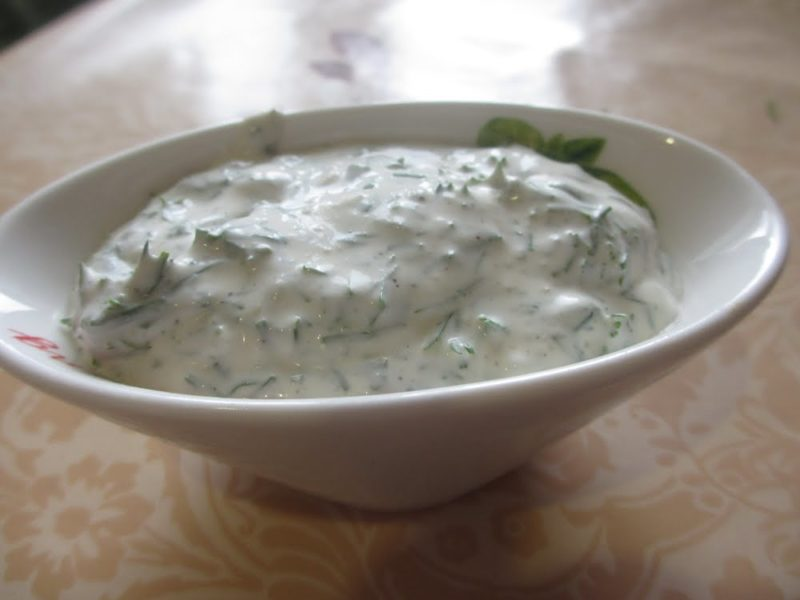 как приготовить соус из сметаны