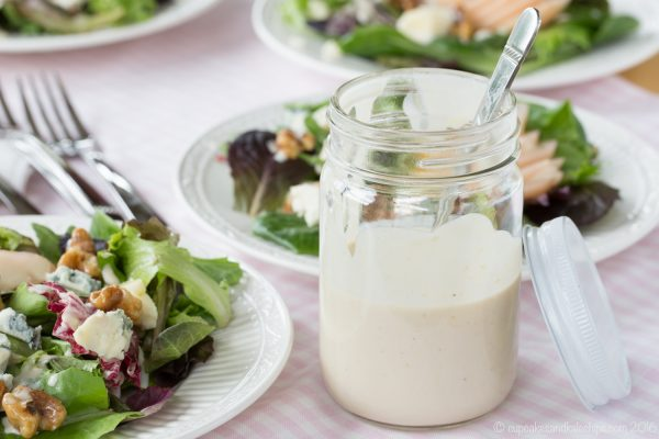 лучший соус для греческого салата