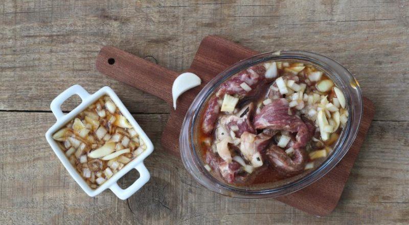 маринад для мяса рецепты
