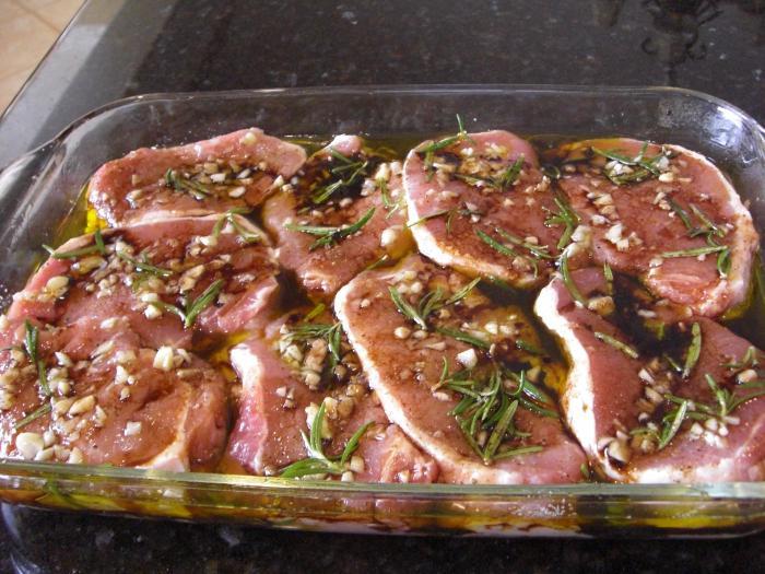 маринад для мяса с соевым соусом