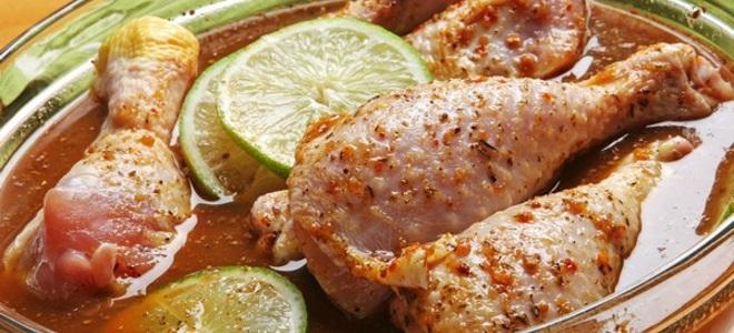 маринад для шашлыка из курицы