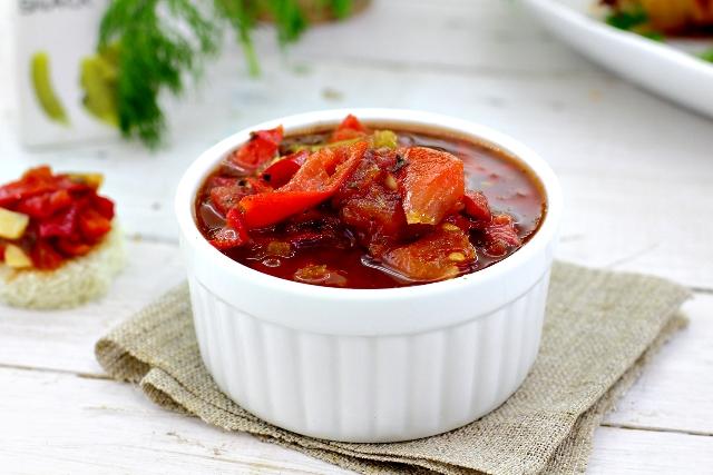 сливочно томатный соус