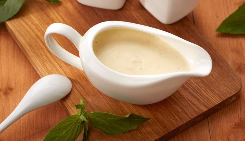 сливочно чесночный соус