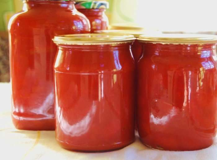 сметанно томатный соус