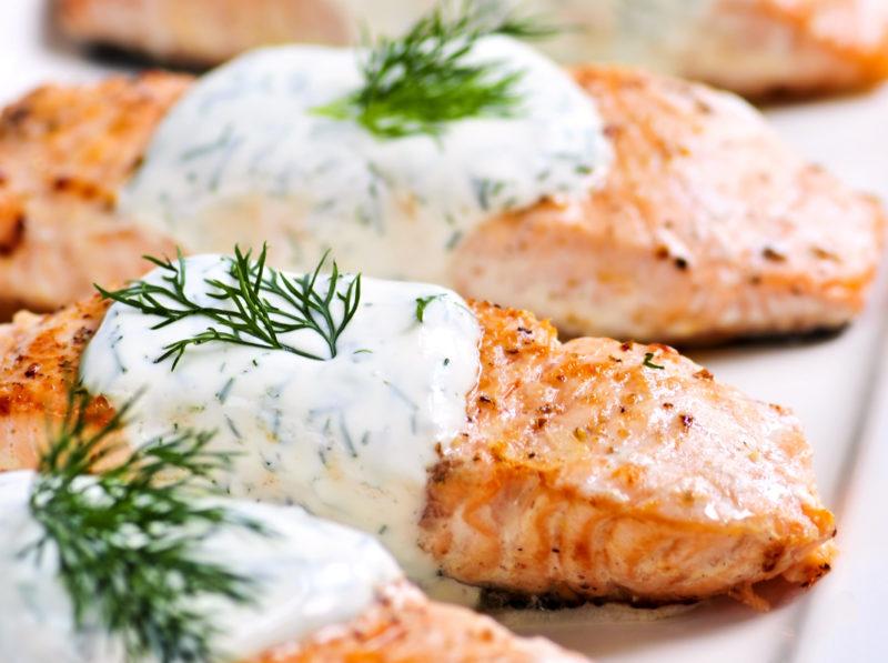 соус для рыбы рецепт