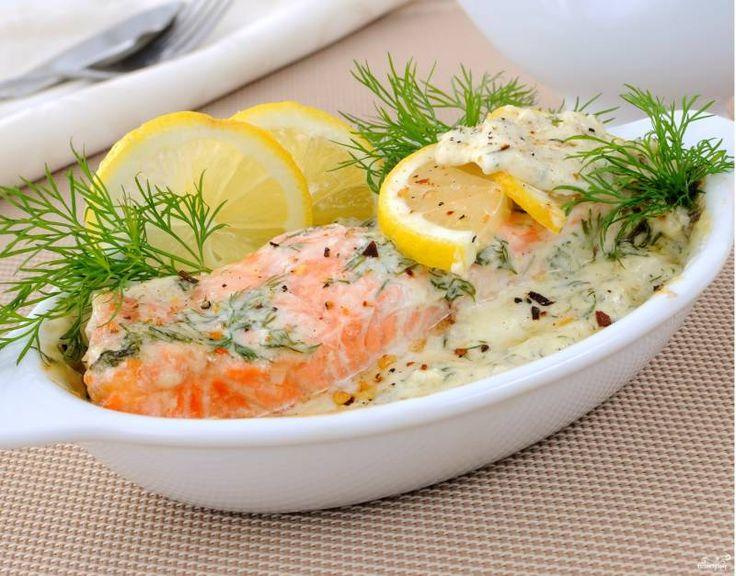 соус для рыбы