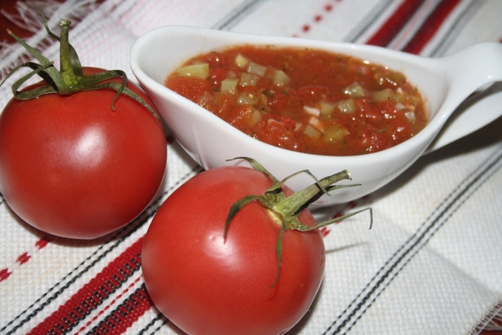 томатный соус из помидор