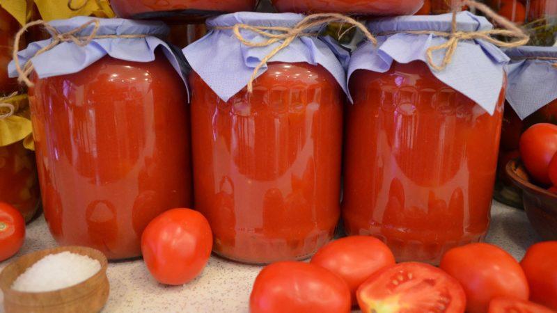 томатный соус к макаронам