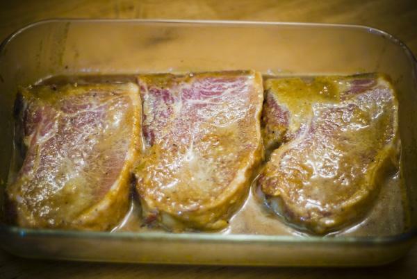 как готовить маринад для свинины
