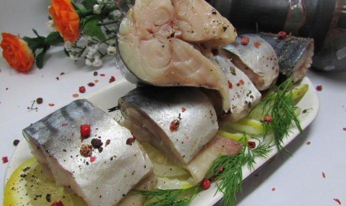 как готовить маринад для скумбрии