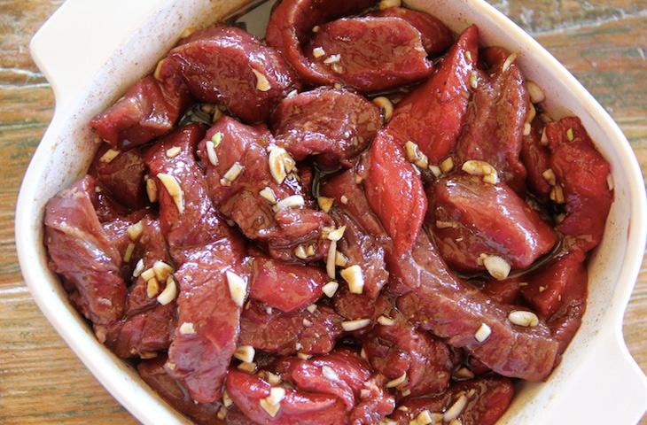 как приготовить маринад для свинины