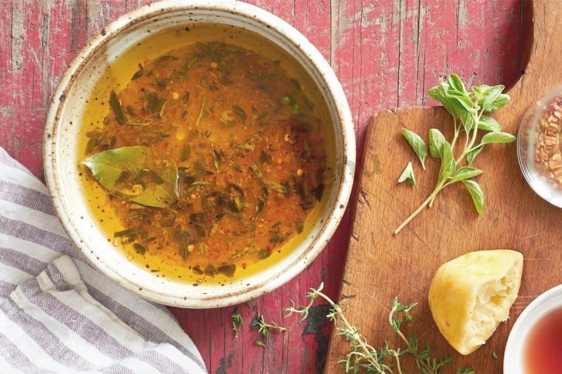 как приготовить маринад для скумбрии