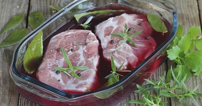 маринад для говядины рецепт