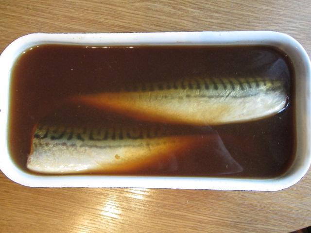 маринад для скумбрии рецепт с фото
