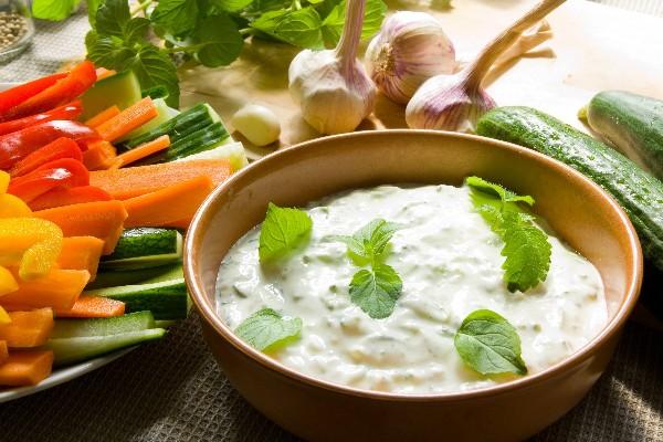 Огуречный соус рецепт
