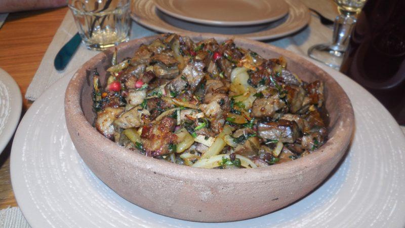 грузинская кухня сациви