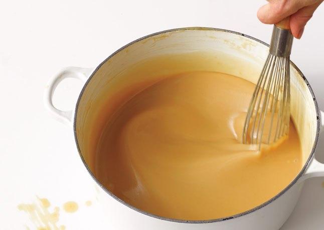вкусный апельсиновый соус