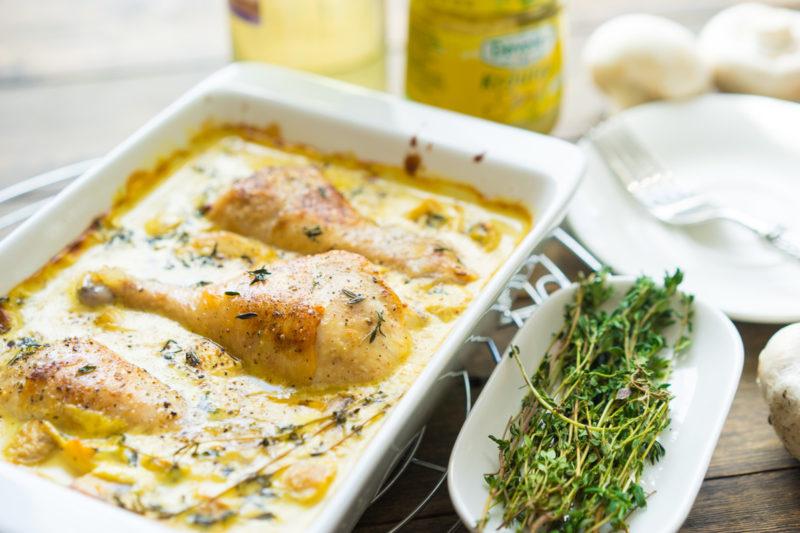 вкусный соус к курице