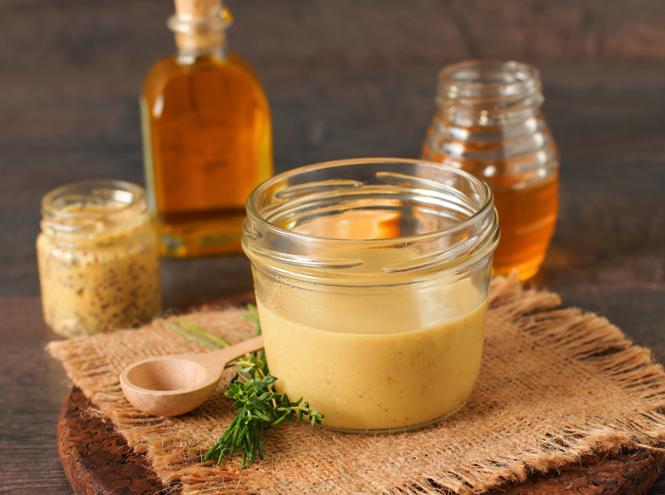 горчичный соус рецепт с фото