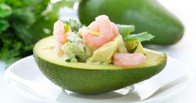 как готовить соус из авокадо