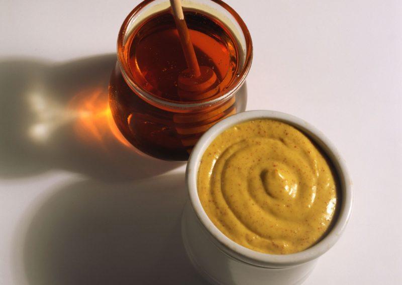 как приготовить горчичный соус