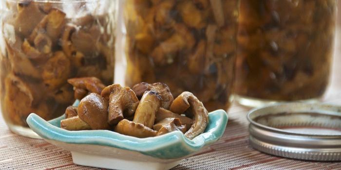 как приготовить маринад для грибов