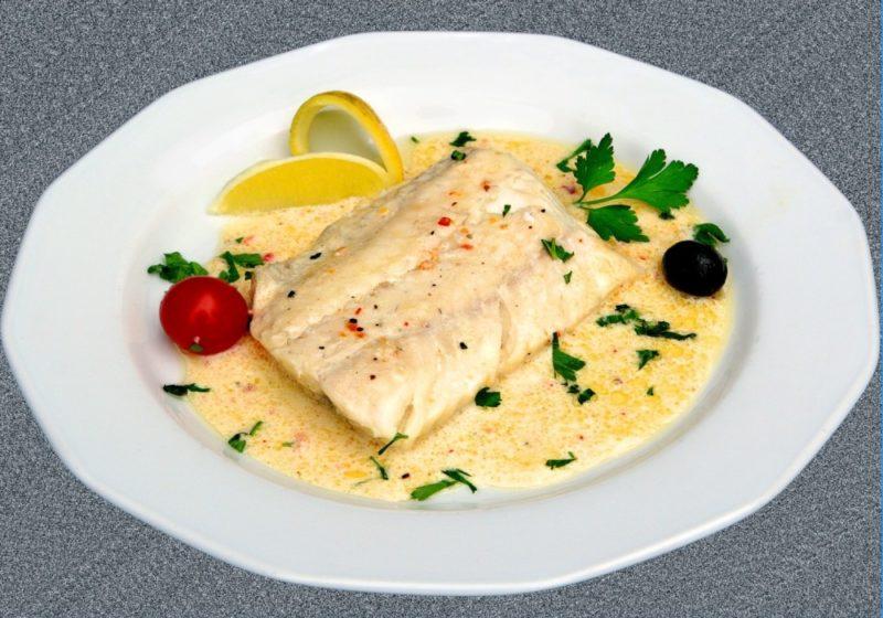 как приготовить соус для рыбы
