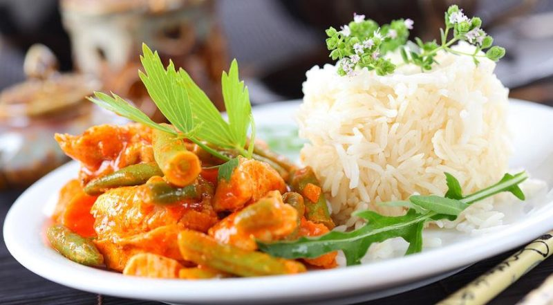 как приготовить соус к рису