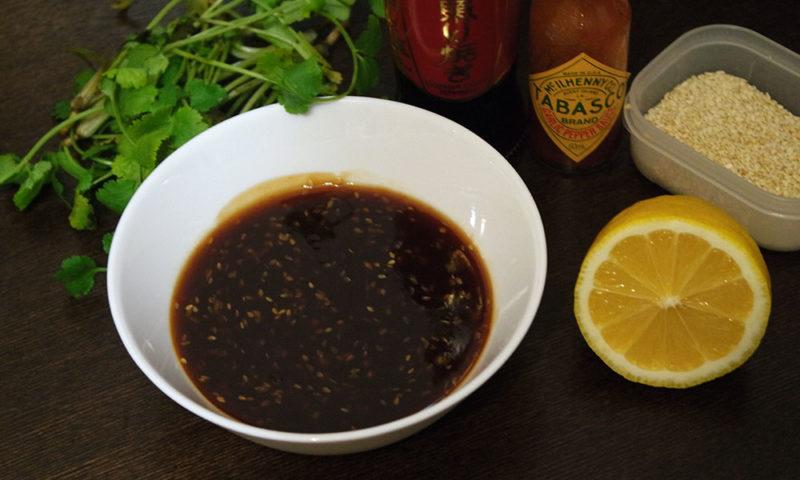 как приготовить устричный соус