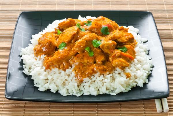 как сделать соус к рису