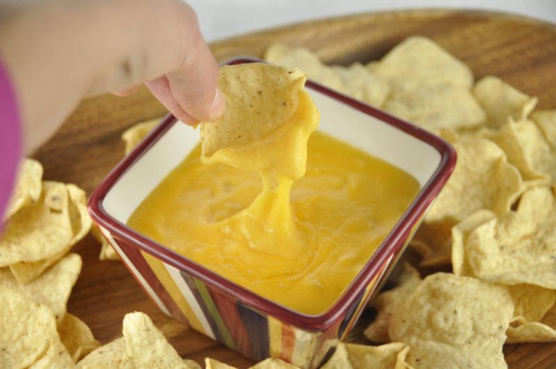 как сделать сырный соус