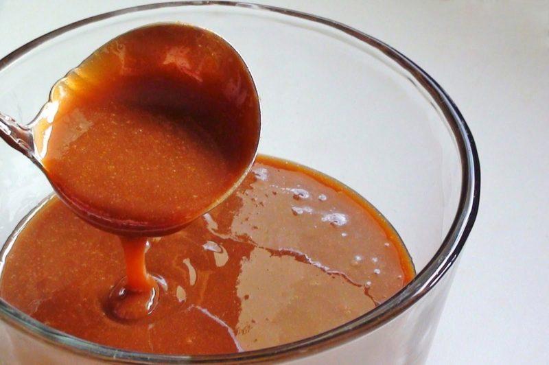 лучший карамельный соус
