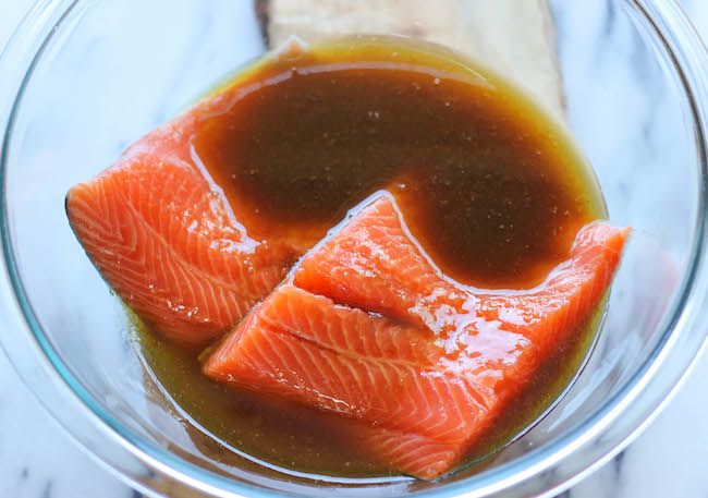 лучший маринад для рыбы