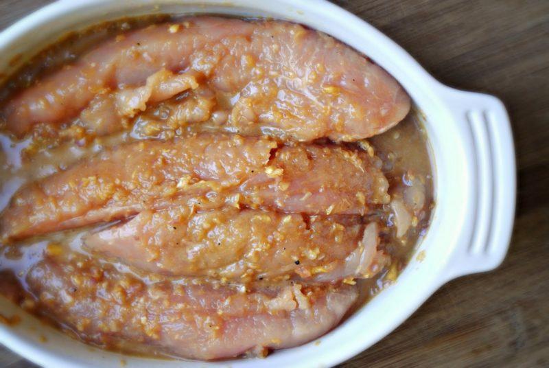 маринад для рыбы рецепт