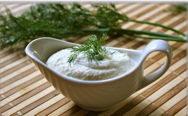 сметанный соус рецепт приготовления
