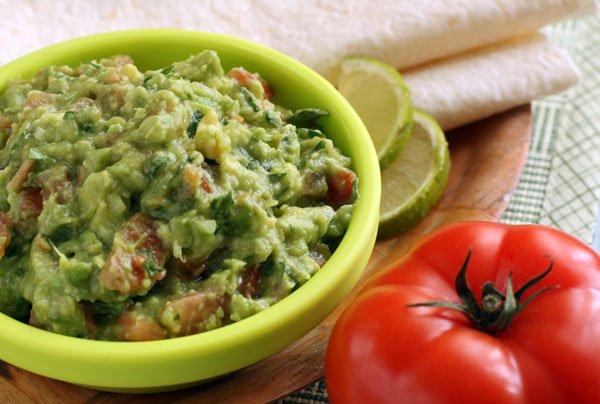 соус из авокадо рецепт