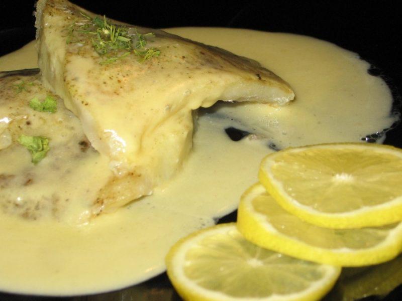 соус к рыбе