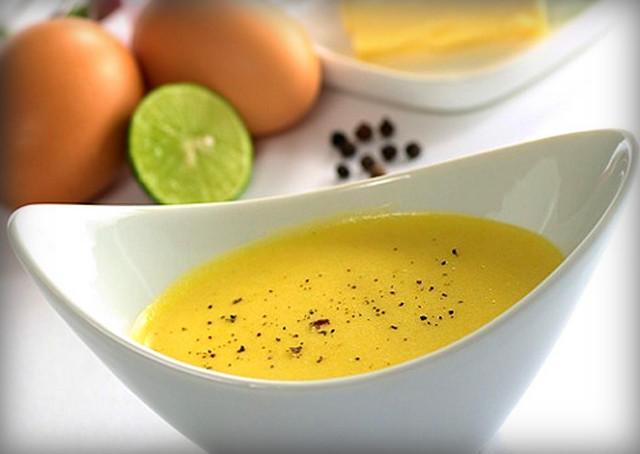 сырный соус из плавленного сыра