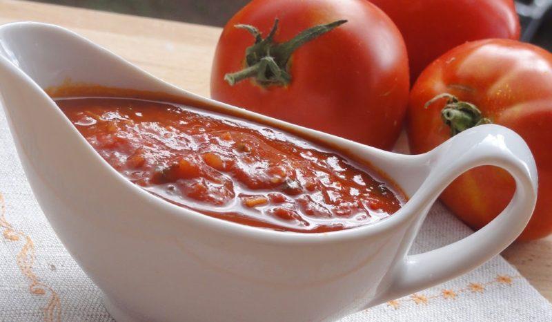 как готовить соус табаско