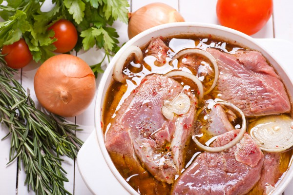 как приготовить маринад для говядины