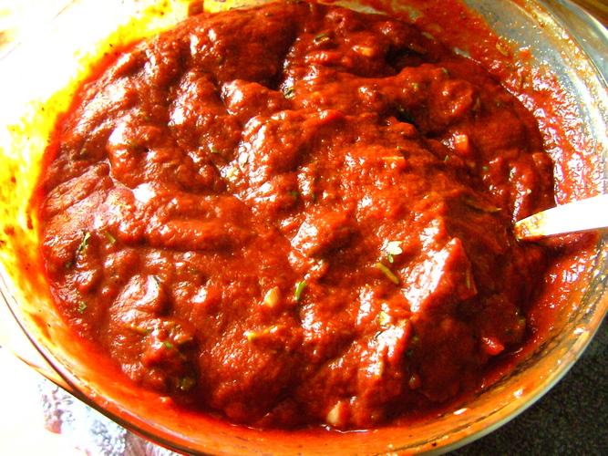 как приготовить соус табаско