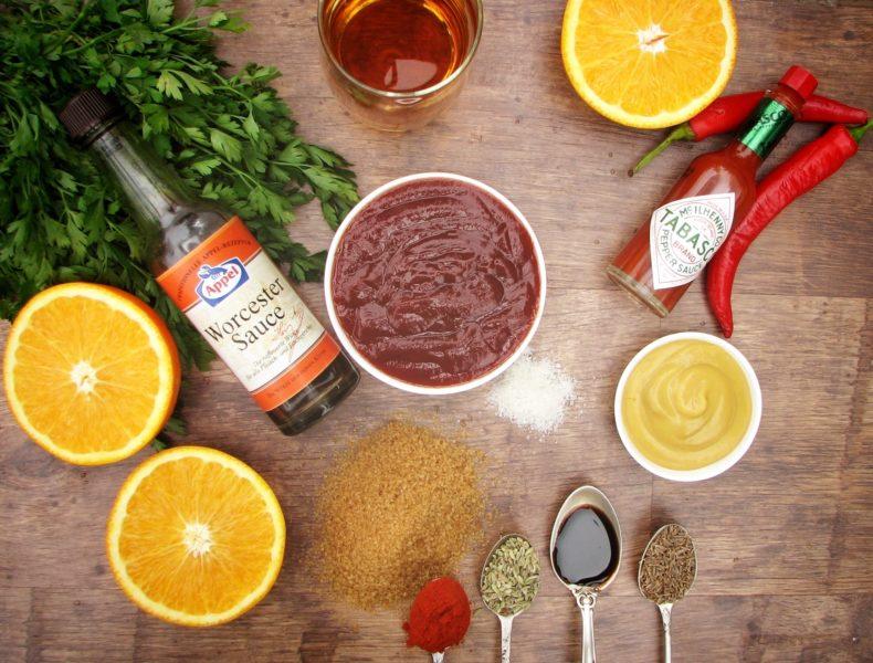 как сделать соус барбекю